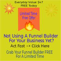Limited Time - FREE Web Based Smart Funnel Builder worth $47