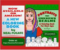 NEW COLORING BOOK SUITABLE FOR MOST AGES Now Available!!!