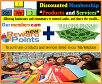 """Our Network of Members are converting their """"buying power"""" into """"leverage and opportunity""""..."""