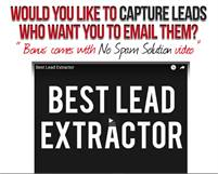 BEST LEAD EXTRACTOR