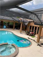 Pool Cage Screen Repair Tampa Bay LLC