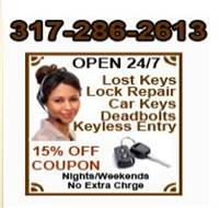 Locksmith Brownsburg