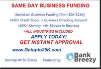 🔹EASY REQUIREMENTS FOR BUSINESS LOANS🔹 72HR APPROVAL🔹CASH IN HAND 2-3D DAYS