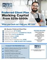 Limited 4th Quarter Offer | BUSINESS OWNERS Get Funded Up To $600K | NO UPFRONT FEES