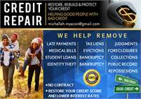 Increase Your Credit Score Up to 200 Points For A Little Over $1 A Day!