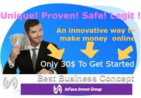 Find out how to make money online in a safe, proven and easy way
