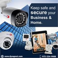 Business Security Systems Dallas