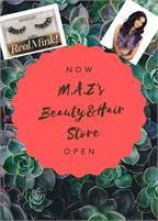 M.A.Z's Hair&Beauty Products