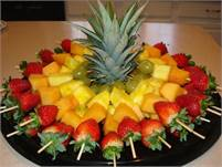 Enchanted Fruit Platters & Dipped Fruit Boxes