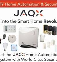 Smart Security and Home Automation Kit.