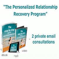 The Personalized Relationship Recovery Program