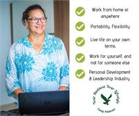 A Career Change    Online Business Opportunity    with your Laptop & Phone