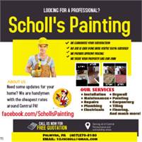 Scholl's Painting