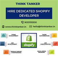 Hire Top Shopify Expert USA - ThinkTanker