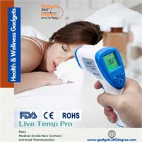 Live Temp Pro | Best Health Gadget Of The Time | Special Deals Today