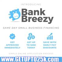 💎SBA NOT TAKING NEW APPLICATIONS..🔥WE ARE ....WITH SAME DAY FUNDING