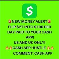 CashApp Money System