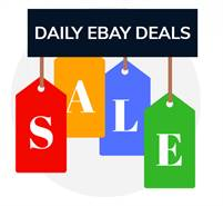DAILY EBAY DEALS!! - - SHOP & SAVE NOW!!
