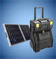 Portable Green Generator - No Oil or Gas EVER!!! - Free 100W Solar Panel with purchase!!!