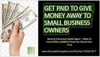 NOW HIRING! 20 Funding Agents To Work From Home