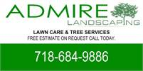 Admire Landscaping & Lawn Care LLC