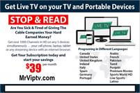 Get Unlimited Streaming On Any Device With Internet Connection.