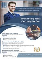 Financial Services With Your Business In Mind