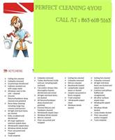 Commercials cleaning services