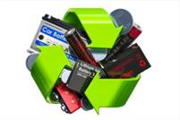 Battery Recycling Bins