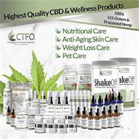 CTFO CBD For Your Health