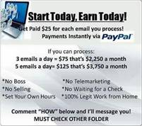 Make $25/hour - Make your own Schedule!