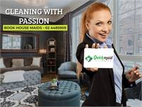 Affordable Cleaning service in Abu Dhabi - Quick Maid Cleaning