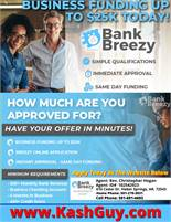 If You Could Use $2,500 To $25,000 CASH for Your Business TODAY Then By All Means APPLY