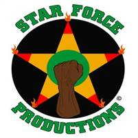 Starforce Production's About Page with Product Links