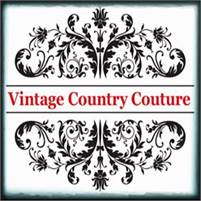 VINTAGE COUNTRY COUTURE Jeannie Brown