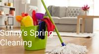 Sunny's Spring Cleaning  Sunny Brightwell
